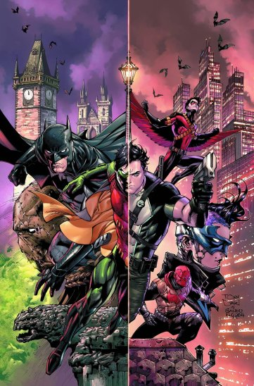 Batman and Robin Eternal #1