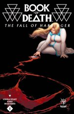 Book of Death: The Fall of Harbinger 1
