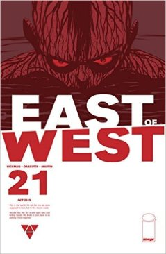 East of West No. 21