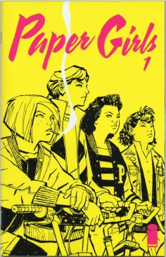 Paper Girls No. 1