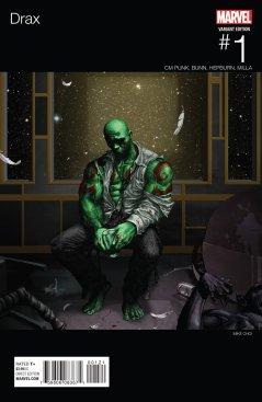 Drax No. 1