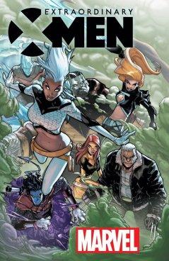 Extraordinary X-Men No. 1