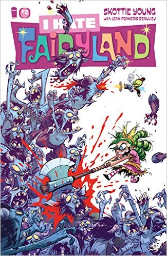 I Hate Fairyland No. 2