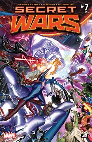 Secret Wars No. 7